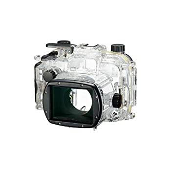 中古 宅送 Canon ウォータープルーフケース 市場 WP-DC56 PowerShotG1XMarkIII対応