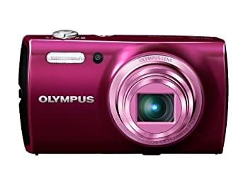 最高級のスーパー 【】OLYMPUS デジタルカメラ STYLUS VH-515 レッド 1200万画素 裏面照射型CMOS 光学8倍ズーム 広角25mm VH-515 RED, The Beauty Club 78ca6f72