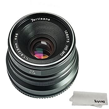 中古 価格 交渉 送料無料 7職人25?mm f1.8マニュアルフォーカスレンズfor Fujifilm Fujiカメラx-a1?x-a10?x-a2?x-a3?x-at - x-m1?xm2?X お求めやすく価格改定 pro1?x-p t1?x-t10?x-t2?x-t20?X