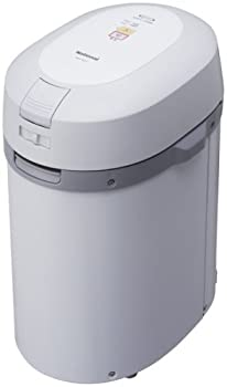 中古 パナソニック 家庭用生ごみ処理機 期間限定送料無料 リサイクラー 大規模セール グレー MS-N22-H