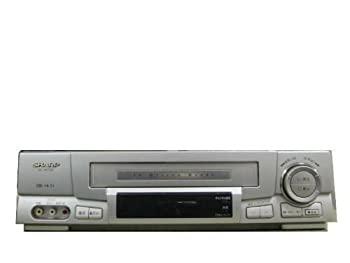 定番キャンバス 中古 VHSビデオデッキ シャープ 直営限定アウトレット VC-HF730