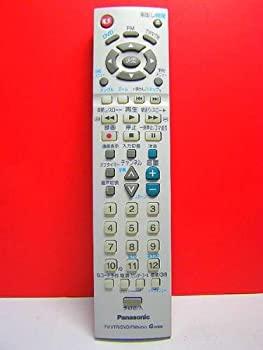 中古 パナソニック 品質保証 全品最安値に挑戦 TV VTR TNQE288 FMリモコン DVD