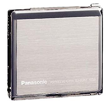 送料0円 中古 Panasonic パナソニック SJ-MJ50-S シルバー MDウォークマン MDLP対応 ポータブルMDプレーヤー お中元 MD再生専用機