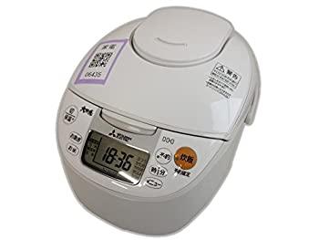 中古 三菱電機 商店 春の新作 IHジャー炊飯器 NJ-NH106-W ホワイト 5.5合炊き