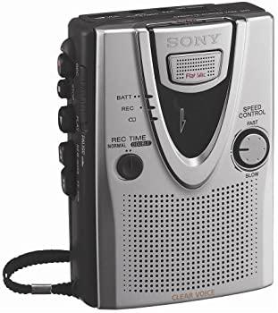 【中古】Sony TCM-400DV Pressman Standard Cassette Recorder by Sony [並行輸入品]