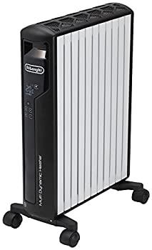 デロンギ(DeLonghi) マルチダイナミックヒーター Wi-Fiモデル+マットブラック [10~13畳用] Wi-FiモデルiPhone操作対応 MDH15WIFI-BK:お取り寄せ本舗 KOBACO