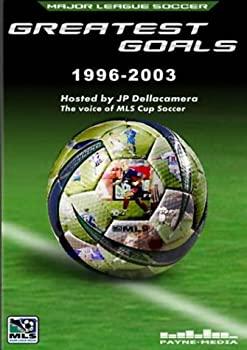 中古 Major League 正規品スーパーSALE×店内全品キャンペーン Soccer: 1996-2003 正規品 Goals Greatest DVD