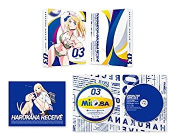 中古 市場 はるかなレシーブ Blu-ray Vol.3 日本限定