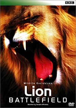中古 BBC WILDLIFE EXCLUSIVES Lion 開店記念セール DVD Battlefield バトルフィールド 宅送 ライオン