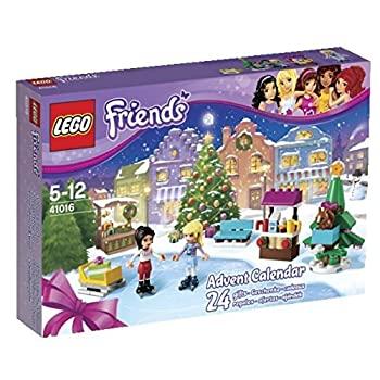 中古 レゴ LEGO 41016 アドベントカレンダー お見舞い フレンズ 送料無料 激安 お買い得 キ゛フト
