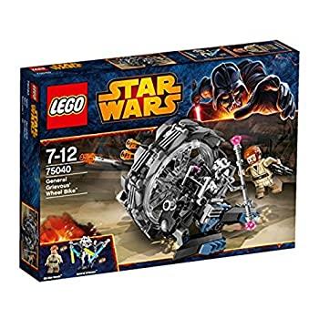 中古 レゴ LEGO スター ウォーズ 75040 5%OFF グリーヴァス将軍のホイールバイク 新作からSALEアイテム等お得な商品満載