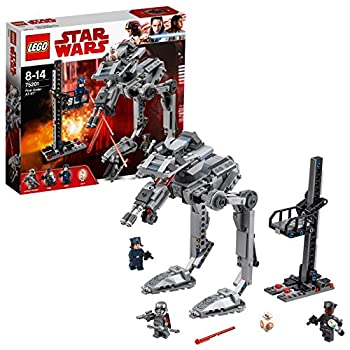 中古 レゴ LEGO 1年保証 スター ウォーズ ファースト オーダー 75201 AT-ST? 商店