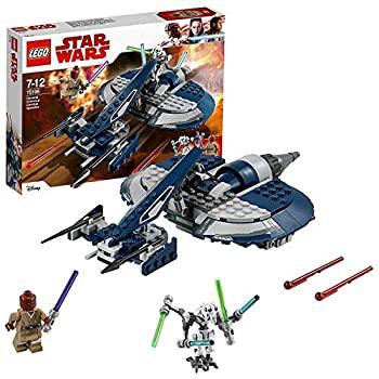 舗 中古 引出物 レゴ LEGO スター 75199 ウォーズ グリーウ?ァス将軍のコンバット スピーダー