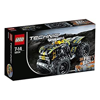 中古 レゴ 一部予約 商舗 LEGO 42034 クワッドバイク テクニック