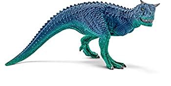 【高い素材】 シュライヒ 恐竜 カルノタウルス (小) フィギュア 14547, 首輪とキーホルダーのパーツのお店 f596fb3f