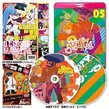 中古 PantyStocking 送料無料激安祭 with Garterbelt Blu-ray オーバーのアイテム取扱☆ 特装版 第5巻