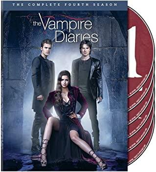 中古 Vampire Diaries: 開店記念セール 優先配送 Complete DVD Fourth Import Season