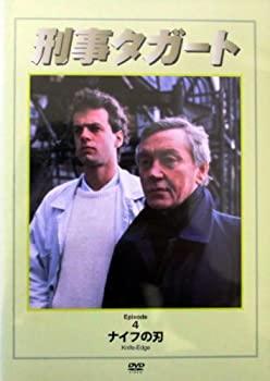 男女兼用 中古 刑事タガート vol.4 DVD 高級品 ナイフの刃