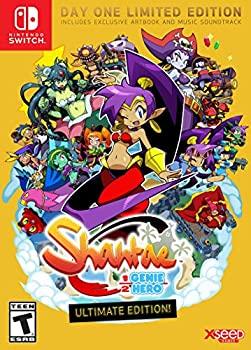 セール商品 中古 Shantae Half-Genie Hero 在庫一掃売り切りセール -Switch Ultimate Edition 輸入版:北米