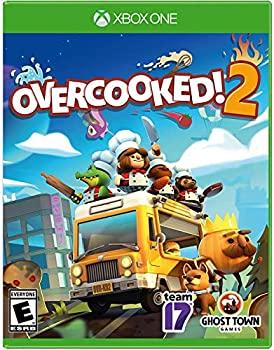 中古 超歓迎された Overcooked 供え 2 - XboxOne 輸入版:北米