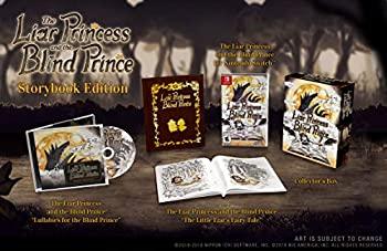 中古 The Liar Princess and 至高 the Switch 輸入版:北米 Blind ファッション通販 Prince -