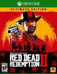 中古 Red Dead Redemption 2 Ultimate アルティメットエディション北米英語版 ハイクオリティ Edition レッドデッドリデンプション2 XBOX 激安卸販売新品 並行輸入品 One