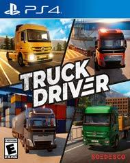 中古 メーカー公式ショップ Truck 驚きの価格が実現 Driver playstation プレイステーション4北米英語版 4 トラック運転手 並行輸入品
