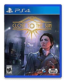 中古 Close To 限定モデル 低廉 The - Sun PS4 輸入版:北米
