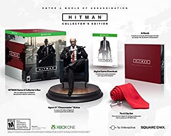 <title>中古 Hitman Collector's Edition 上質 輸入版:北米 - XboxOne</title>