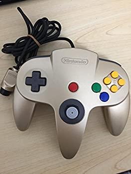 中古 新商品 コントローラー メイルオーダー Bros ゴールド N64 コントローラ 任天堂 64