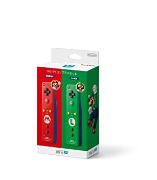 安値 中古 Wiiリモコンプラスセット ルイージ マリオ 限定モデル