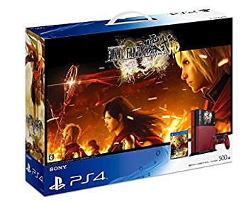 中古 PlayStation 日本産 4 FINAL 18%OFF FANTASY HD 零式 朱雀エディション