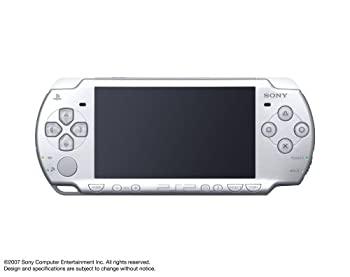 中古 PSP プレイステーション ポータブル メーカー生産終了 年末年始大決算 アイス セール 登場から人気沸騰 PSP-2000IS シルバー