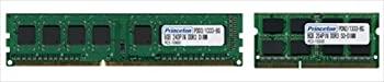☆新作入荷☆新品 中古 プリンストン DOS V ノート用メモリ 8GB 1333-8G PC3-10600 DDR3-SDRAM 格安SALEスタート PDN3 204pin SO-DIMM