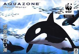 驚きの価格が実現 中古 AQUAZONE Open Water 日時指定 流氷の白い海