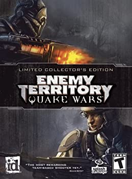 Enemy TerritoryQuake Wars Limited Collectors Edition輸入版bf7v6ygY