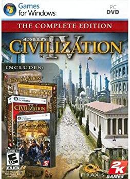 中古 CIVILIZATION IV: アウトレットセール 特集 The Complete 輸入版 Edition 格安店