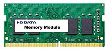 ●日本正規品● 中古 I-O DATA ノートパソコン用メモリー 8GB 輸入 PC4-2400 SDZ2400-8G 対応 DDR4-2400