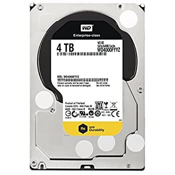 中古 割り引き Western Digital 4TB 3.5 Inch SATA III 7200 送料無料でお届けします Hard MB 64 Drive Cache Enterprise RPM WD4000FYYZ