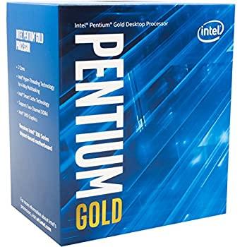 中古 Intel CPU Pentium G5400 新品 3.7GHz 4Mキャッシュ 2コア BX80684G5400 LGA1151 日本正規流通品 4スレッド 低価格化 BOX