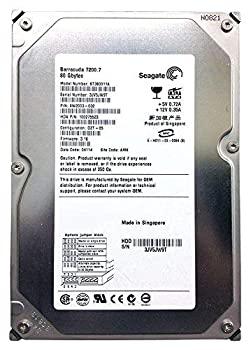 中古 Seagate 80GB EIDE ATA-100 人気ブランド多数対象 7200 RPM 3.5LP 人気 並行輸入品 FDB CACHE 2MB BARRACUDA