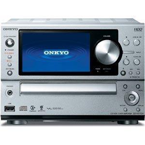 中古 ONKYO CD HDDチューナーアンプシステム 《週末限定タイムセール》 S 新商品 BR-NX10A