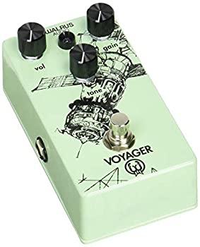 中古 Walrus 40%OFFの激安セール Audio ウォルラスオーディオ オーバードライブ 春の新作 ギターエフェクター VOYAGER