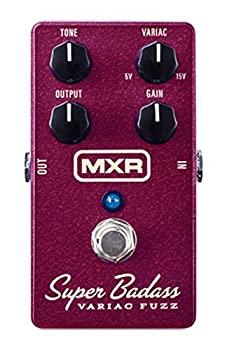 中古 商い MXR M236 SUPER BADASS VARIAC 売店 エムエックスアール ファズ スーパーバダス バリアックファズ FUZZ M-236