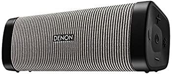 中古 デポー デノン Denon DSB-250BT ポータブルワイヤレススピーカー Envaya Bluetooth対応 IPX7 新商品 aptX対応 ブラック 防塵 グレー DSB-250BT-BG 防水 IP6X