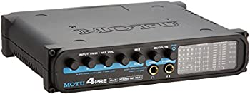 オリジナル 【】MOTU/ 4Pre 4chマイクプリアンプ搭載モデル 6イン8アウト Firewire Firewire/ USB2 オーディオインターフェイス 4chマイクプリアンプ搭載モデル, プレミアモード株式会社:f439d9f7 --- baecker-innung-westfalen-sued.de