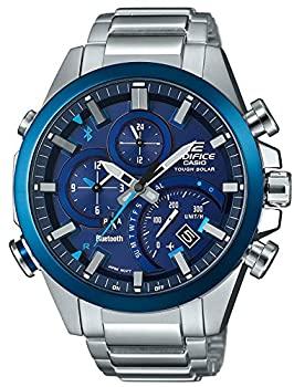 正規 【】【並行輸入品】ソーラー カシオ CASIO 腕時計 時計 エディフィス タイムトラベラー EDIFICE TIME TRAVELLER クロノグラフ EQB-501DB-2A, ライフスタイルショップフィリア 60cf07f0