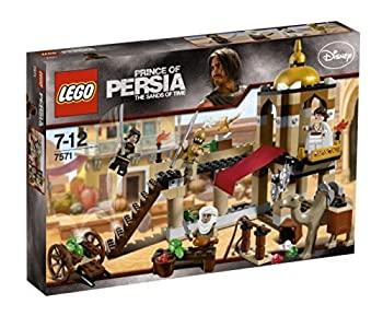 中古 レゴ LEGO セットアップ 7571 短剣をかけた戦い プリンスオブペルシャ 大放出セール