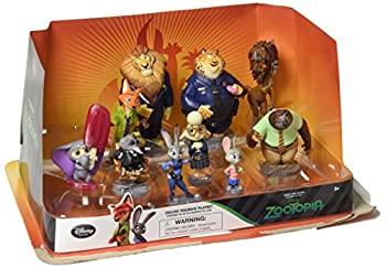 品質が 【】Disney(ディズニー) Zootopia [並行輸入品] Deluxe フィギュアセット(10個) Deluxe Figure Play Set ズートピアデラックス フィギュアセット(10個) [並行輸入品], 和泉村:07528a89 --- assenheims.co.uk