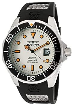 中古 インビクタ Invicta 腕時計 11753 Pro Diver Dial Automatic Black 並行輸入品 Polyurethane 超特価 Luminous メンズ 現品